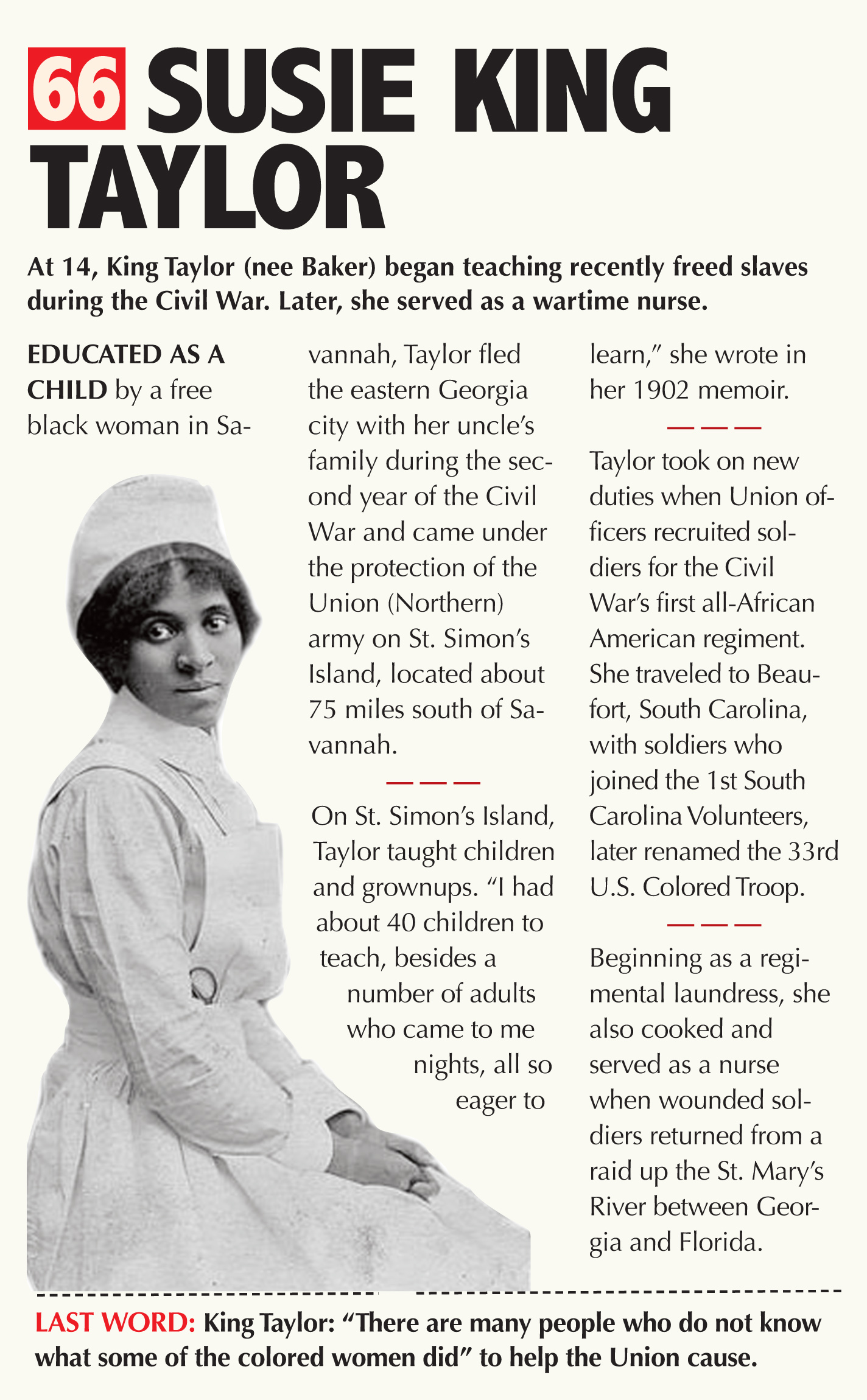 Little Known Black History Facts