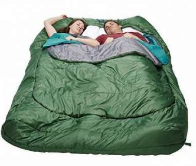 Comfort Doublewide  Regular Sleeping Bag