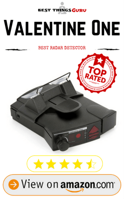 valentine one radar detector reviews - Valentine Radar Detector Review