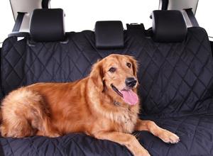 BarksBar Luxury Pet Car Seat Cover Bg