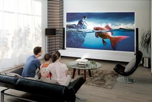 BenQ 1080p DLP Projector Bg