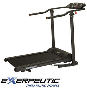 Exerpeutic TF1000 Ultra High Capacity Electric Treadmill 2