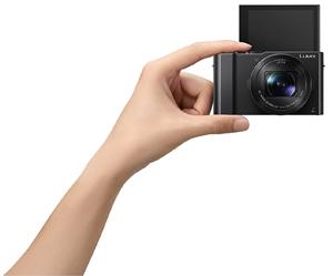 Panasonic LUMIX DMC LX10K Camera Bg