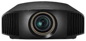 Sony VPL VW675ES Native 4K HDR 3D SXRD Home Theater Projector
