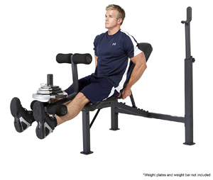 Competitor Olympic Bench Bg