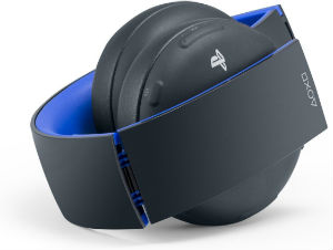 PlayStation Gold Wireless Stereo Headset 1