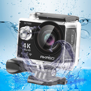 AKASO EK7000 4K WIFI Sports Action Camera Bg