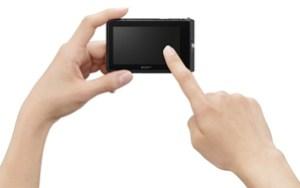 Sony DSC TX30 B 18 MP Digital Camera Bgg
