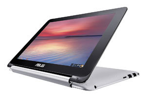 ASUS C100PA DB02 10 1 Inch Touch Chromebook Flip 2