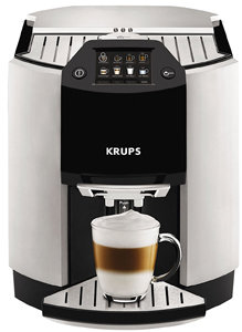 KRUPS EA9010 Barista One Touch Cappuccino Super Automatic Machine
