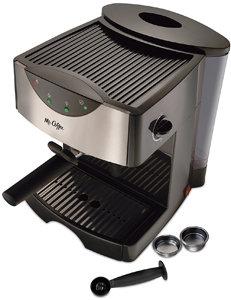 Mr Coffee Automatic Dual Shot EspressoCappuccino System, ECMP50 2