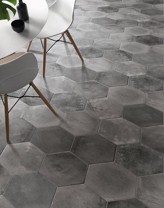 miabella porcelain tile cement look