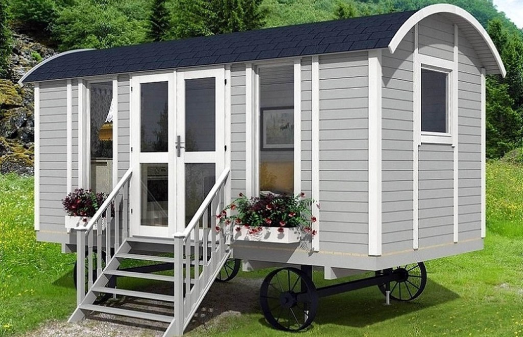 best tiny cabins