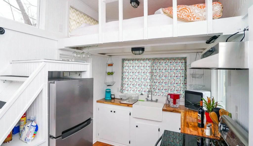 tiny house appliances