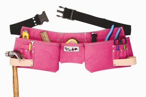 Born Tough 9 Pocket Womans Tool Belt