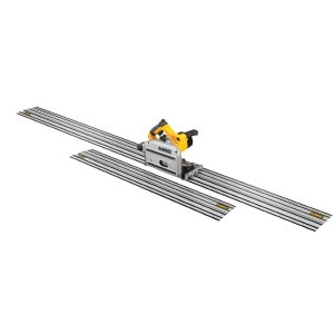 DeWalt Track Saw Review - DEWALT DWS520CK 6-1/2-Inch 12-AMP Track Saw Kit with 59-Inch and 102-Inch Track