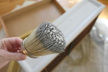 Chalk paint brush review