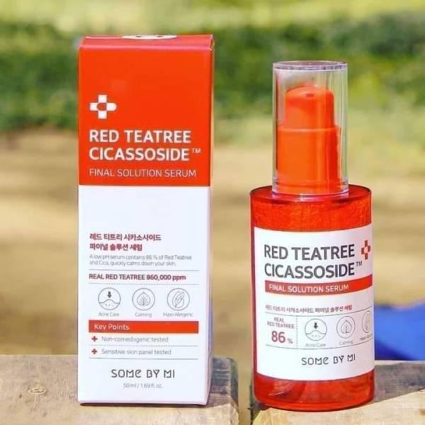 Red Tea Tree Cicassoside Serum 50ml
