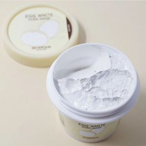Egg white pore mask skinfood