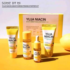 Yuja niacin kit set
