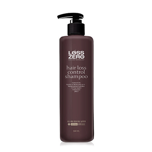 [Loss Zero] Hair loss improvement shampoo solution