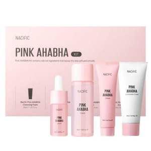 Nacific - Pink AHA BHA Kit