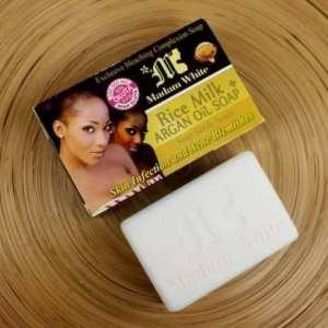Madam White Soap Rice Milk