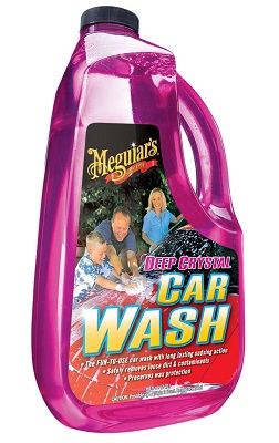 Best Car Wash Shampoo