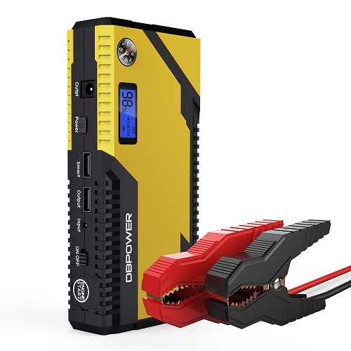 Best portable jump starters reviews