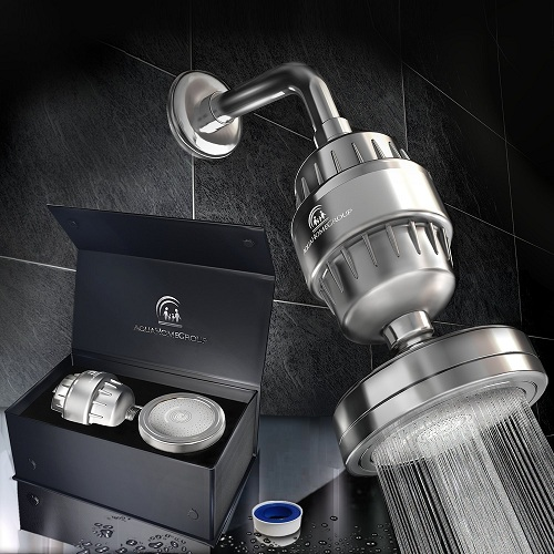 Best Filtered Showerhead In 2020 Reviews