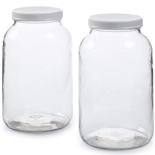 Top 10 Best Glass Jars In 2021 Reviews 1