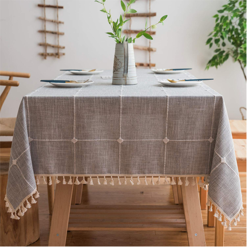 Top 10 Best Plastic Tablecloths In 2021 Reviews 28