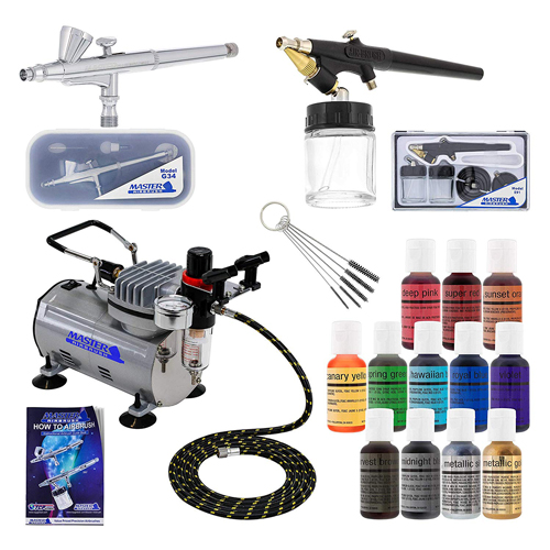 The Top 10 Best Airbrush Kit Reviews 23