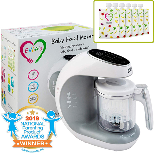 Top 10 Best Baby Food Maker Reviews 20