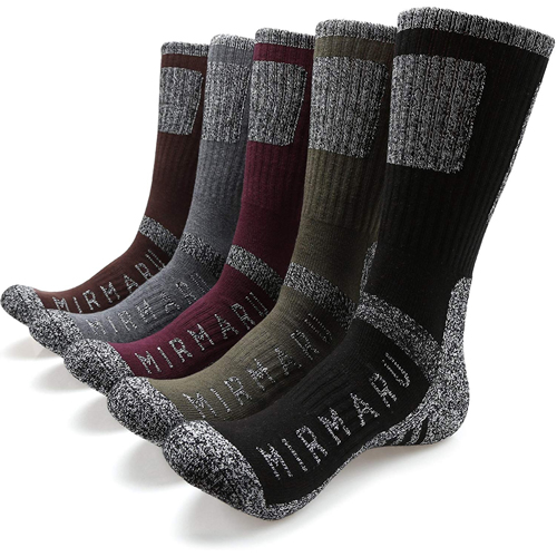 Best Rated Top 10 Best Wool Socks Reviews 26