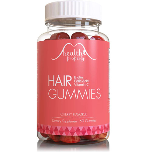Top 7 Best Hair Vitamins Reviews in 2020