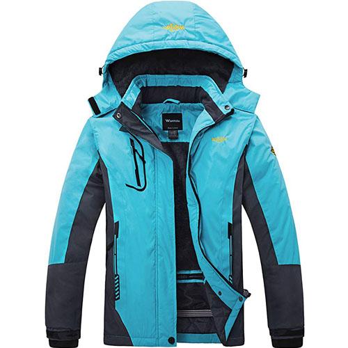 Top 10 Best Ski Jacket Reviews 1