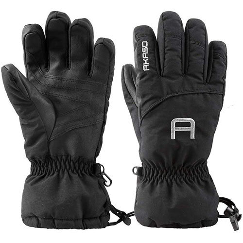 Top 10 Best Ski Gloves Reviews 10