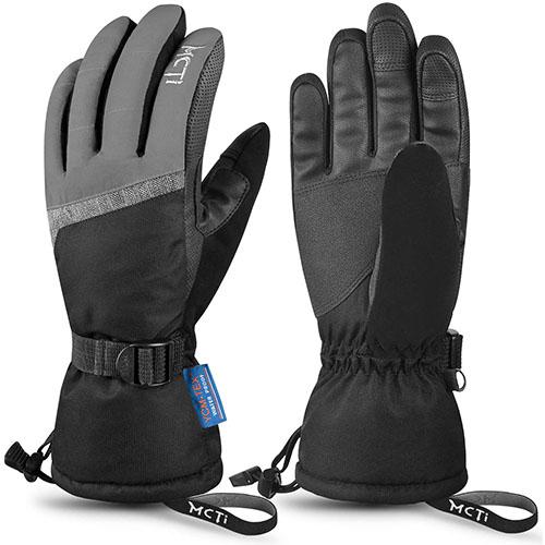Top 10 Best Ski Gloves Reviews 8