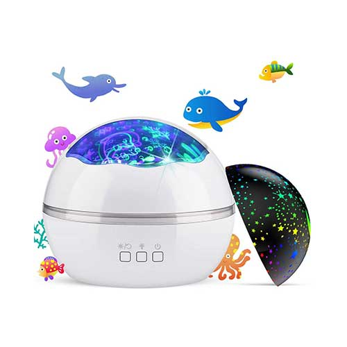Top 10 Best Night Light Projector Reviews