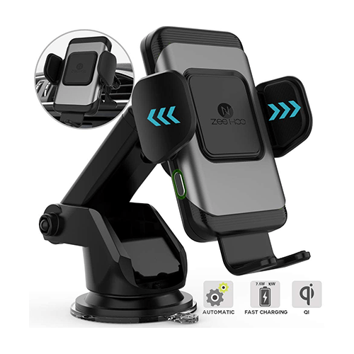 The Best Automatic Clamping Wireless Car Charger Mount
