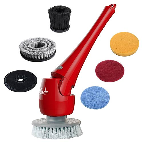 10 Best Electric Spin Scrubbers for Bathroom Reviews