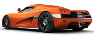Koenigsegg CCX: