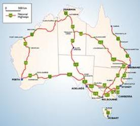 Australia's Highway 1