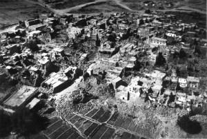 The Shaanxi Earthquake