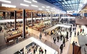 Top 10 shopping malls in Europe