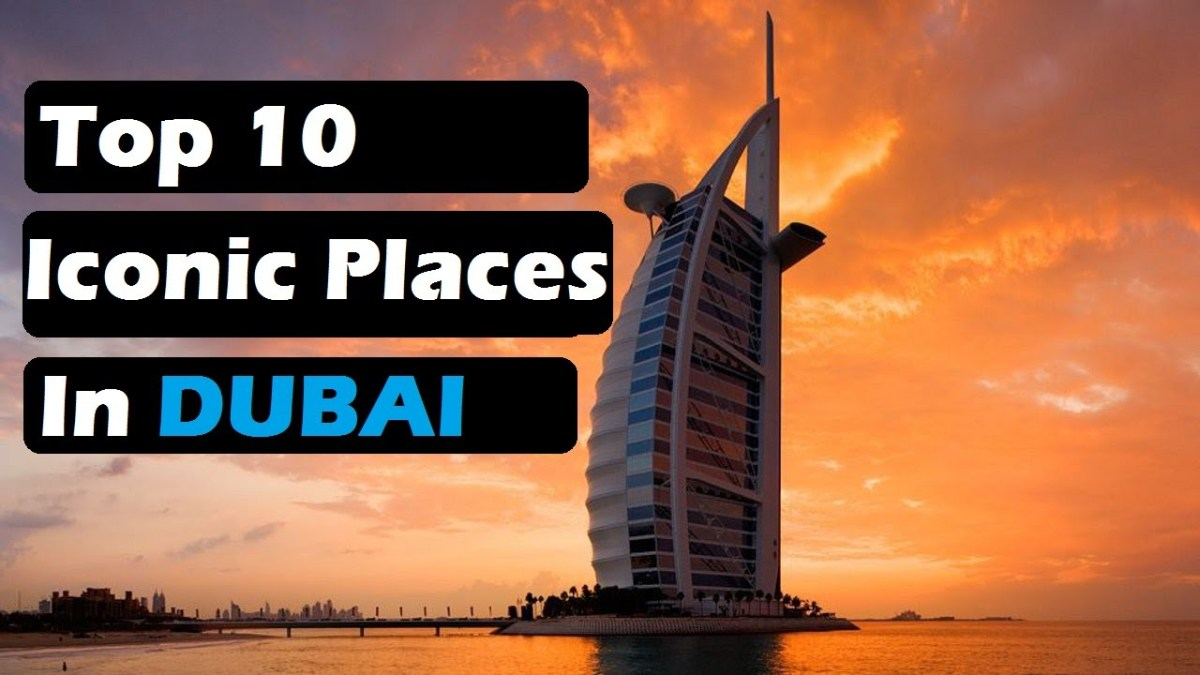 Top 10 Tourist Places In Dubai