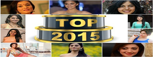 Top 10 Tamil Actress in 2015