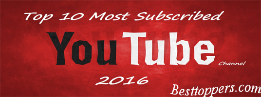 youtube channels 2016