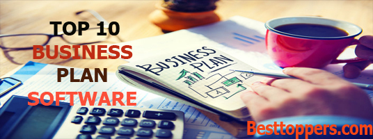Top 10 Business Plan Software - Best Toppers